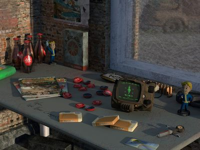 Fallout`s Looter Room